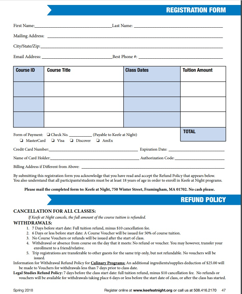 c6b0e969abc If you need a blank registration form to mail in with a check